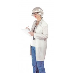 Déguisement Docteur Médecin Femme Blouse - Costume Médecin Femme The Duck