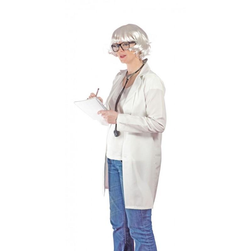De Femme 9ehwiyd2 Blouse Docteur Déguisement Costumes Médecins Blanche 7vYgyI6mbf