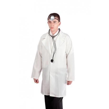 Déguisement Blouse Blanche Docteur Homme - Costume Médecin Homme The Duck