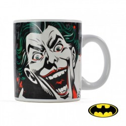 Objet Geek Mug Joker Batman - Cadeau Geek Mug The Duck