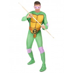 Déguisement de Donatello Tortues Ninja™ Adulte