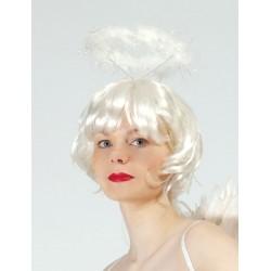 Serre-Tête Halo d'Ange - Accessoire Déguisement Ange - Accessoire Costume Ange