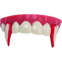 Dent de Vampire Sanglante Adulte