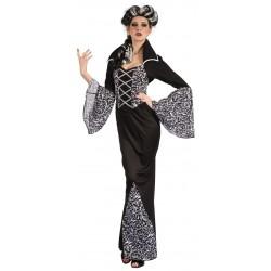 Déguisement de Comtesse Vampire Femme - Costume Vampire Halloween