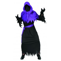Déguisement Maître des Ombres Adulte - Costume Fantôme Halloween The Duck