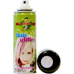 Spray Laque à Cheveux à Paillettes