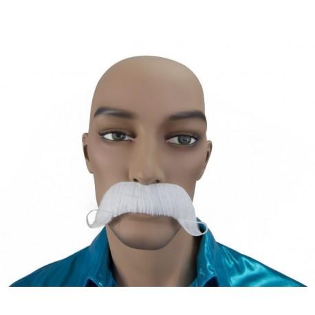 Fausse Moustache de Dandy - Moustache costume - Déguisement Année 20 The Duck