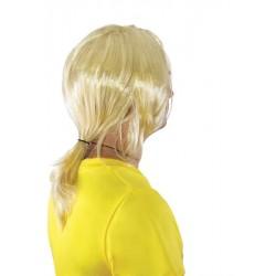 Perruque Brice de Nice Blond Adulte