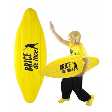 Planche de Surf gonflable - Costume Brice de Nice - Déguisement Objet Gonflable The Duck