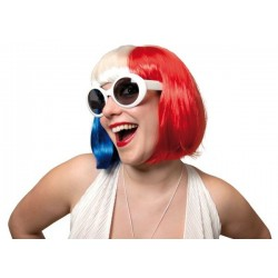 Perruque courte Cabaret France