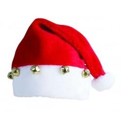 Bonnet de Mère Noel à grelot Adulte - Déguisement Mère Noel Femme The Duck