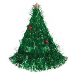 Chapeau Sapin de Noël vert Adulte - Déguisement Sapin Noel Adulte The Duck