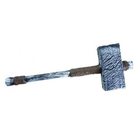 Marteau de Viking Forgeron - Costume Viking Arme - Déguisement Viking Arme The Duck