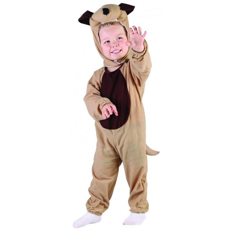 d guisement de chien beige enfant costumes animaux sur the. Black Bedroom Furniture Sets. Home Design Ideas