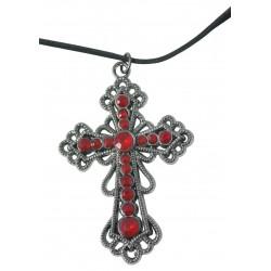 Collier de gothique - Costume gothique bijoux - Déguisement gothique bijoux The Duck