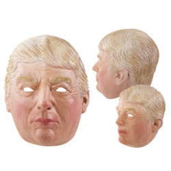 Masque de Donald Trump intégral latex Adulte