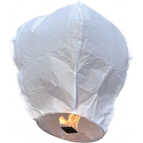 Lanterne Volante Blanche 1m - Décoration Mariage The Duck