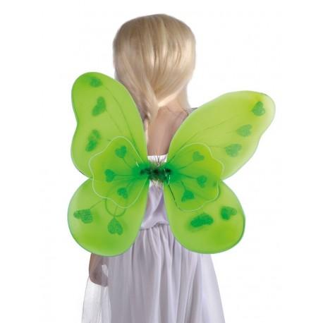 Ailes de Papillon Fluo - Déguisement animaux enfant - Costume animaux enfant The Duck