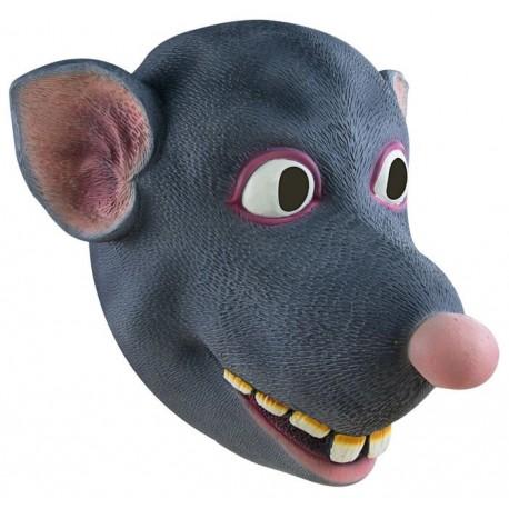 Masque de Souris grise Adulte - costume animaux - déguisement animaux The Duck