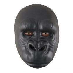 Masque de Gorille noir Adulte