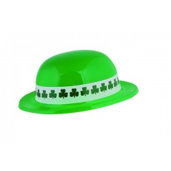 Chapeau melon Saint Patrick vert Adulte - Costume Saint patrick - Déguisement saint patrick The Duck