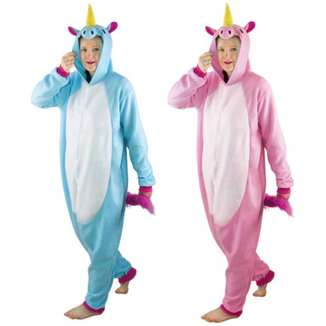 Kigurumi Licorne Adulte - Déguisement licorne adulte animaux The Duck