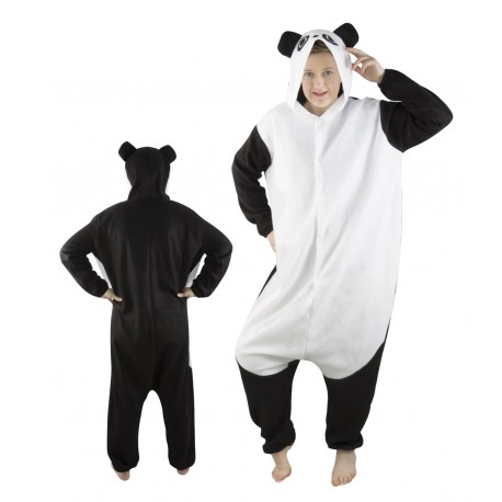 Kigurumi panda adulte - Déguisement panda adulte animaux The Duck