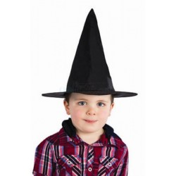 Chapeau de Sorcière Enfant noir