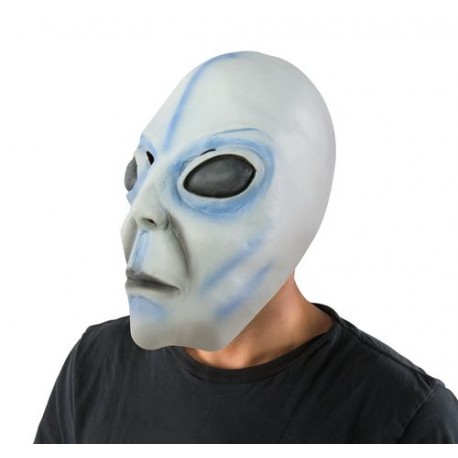 Masque d'Alien Adulte intégral - déguisement alien adulte fantastique The Duck