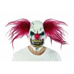 Masque de Clown Diabolique Adulte