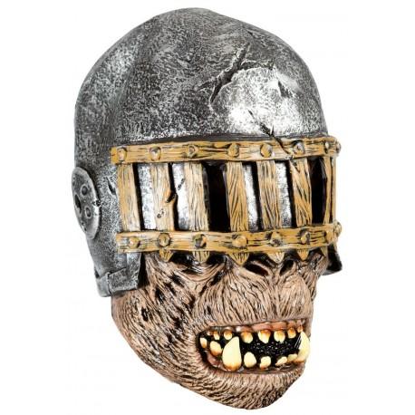 Masque de Guerrier Monstrueux Adulte Halloween - Déguisement Guerrier Adulte Halloween The Duck