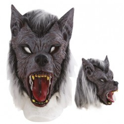 Masque de Loup Garou Adulte Halloween