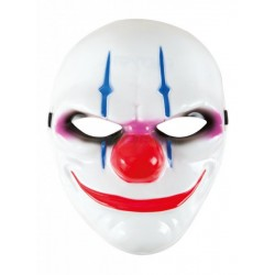 Masque de Clown Tueur Adulte - Déguisement clown qui fait peur Adulte Halloween The Duck