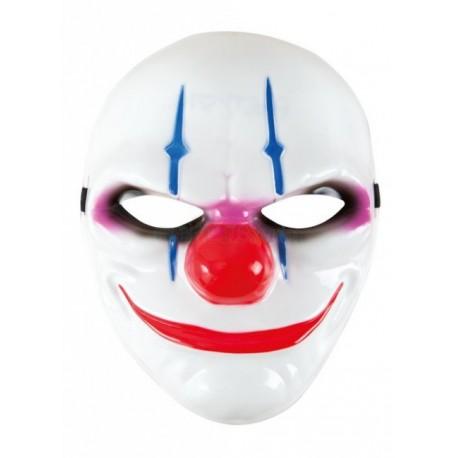 Masque de Clown Tueur Adulte - Déguisement clown qui fait peur Adulte Halloween The Duck