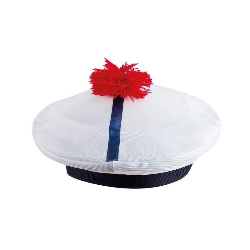 b ret de marin pompon adulte chapeaux coiffes sur the. Black Bedroom Furniture Sets. Home Design Ideas