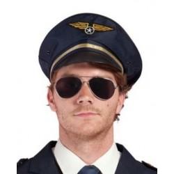 Casquette de Pilote de l'Air Adulte