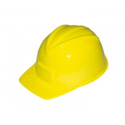 Casque de Chantier Adulte jaune