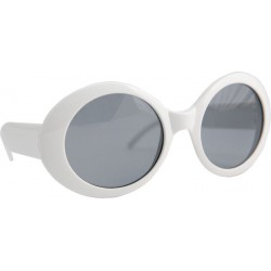 Lunettes Blanche Adulte JACKIE