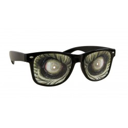 Lunettes Yeux de Monstre Adulte - Déguisement monstre adulte halloween The Duck