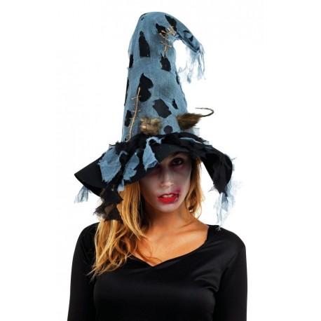 Chapeau de Sorcière Femme Rat - Déguisement sorcière femme Halloween The Duck