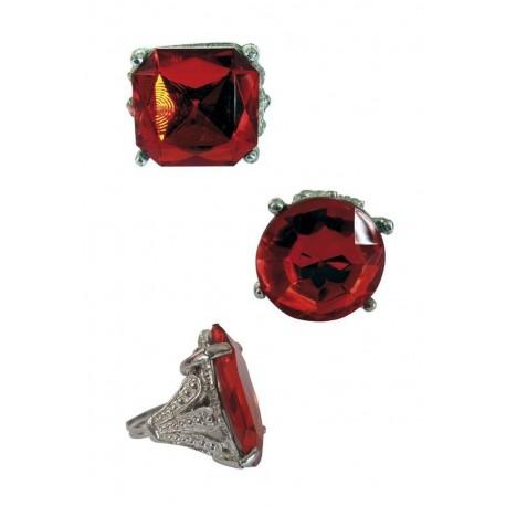 Bague en rubis good bague rubis diamant or ct nolwenn with bague en rubis interesting bague en - Fausse pierre precieuse ...