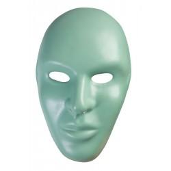 Masque de Fantôme Adulte Vert