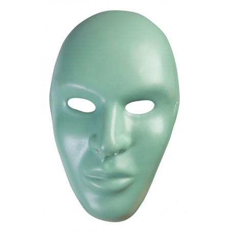 Masque de Fantôme Adulte Vert - Déguisement fantôme adulte halloween the duck