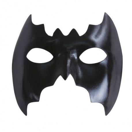 Loup de Chauve Souris Noire Adulte - Déguisement batman adulte super héros The Duck