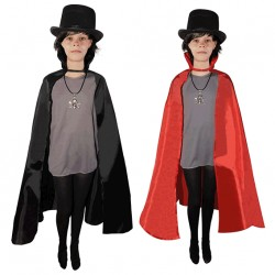 Cape de Vampire Enfant 90cm - Déguisement vampire enfant halloween The Duck