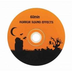 CD de Sons Halloween - Décoration halloween sonorisation the duck