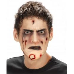 Faux Menton de Zombie