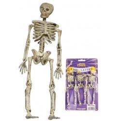 Squelettes Blanc 15cm - Lot de 3