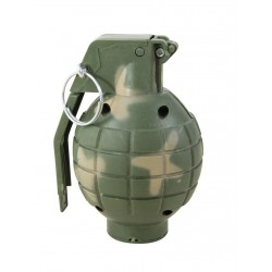 Grenade Sonore Militaire Kaki - Déguisement militaire carnaval the duck