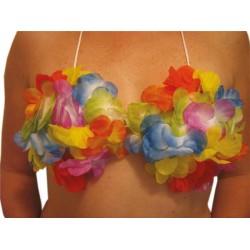 Soutien-gorge Hawaïen Femme - Déguisement hawai carnaval the duck
